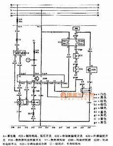 Jetta Electromagnetic Clutch Pressure Switch  Radiator Fan