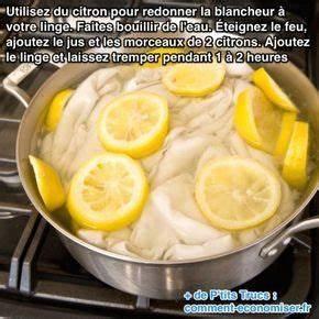 Blanchir Linge Déteint : comment redonner toute la blancheur son linge avec 2 ~ Melissatoandfro.com Idées de Décoration