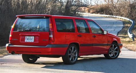 1996 Volvo Station Wagon by Magnus S 1996 Volvo 850 R Wagon
