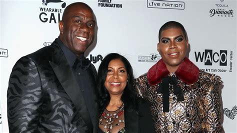 Exclusive Magic Johnson Says Son Ej Always Looks