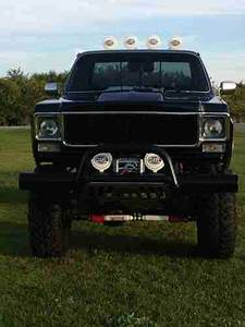 Sell Used Chevy 4x4 Lifted 2500  3  4 Ton  454 4