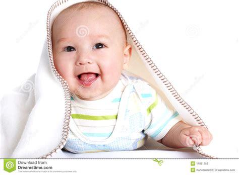 Beautiful Smiling Baby Stock Photos