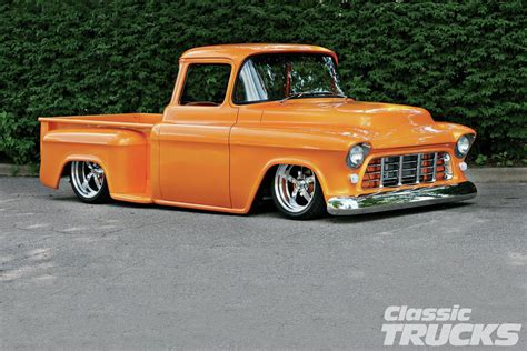 first chevy car 1955 chevy truck outrageous rod network