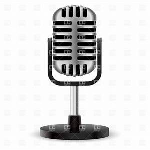 Radio Microphone Vector   Clipart Panda - Free Clipart Images
