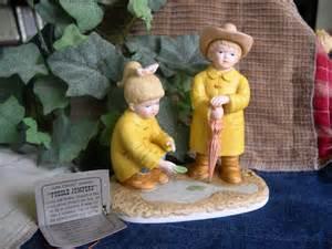 home interior denim days home interiors homco denim days quot puddle jumpers quot figurine w tag 88013 ebay
