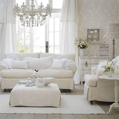 white living room ideas housetohomecouk