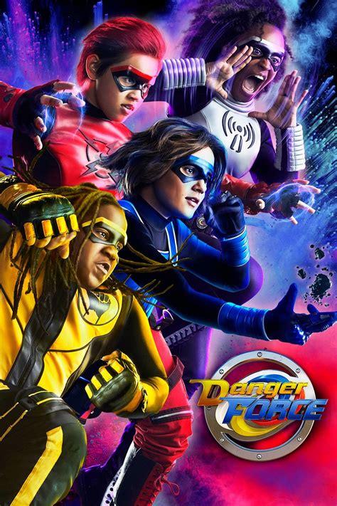 Danger Force | TVmaze