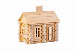 Haus Bausatz Holz : varis toys miniaturhaus bausatz aus holz 55 teile avocadostore ~ Whattoseeinmadrid.com Haus und Dekorationen