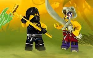 LEGO Games Ninjago Characters