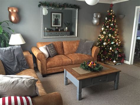 what colour goes with tan sofa grey lounge tan leather sofas home ideas pinterest