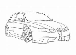 alfa romeo 147 bk design by bonta on deviantart With alfa romeo drawings