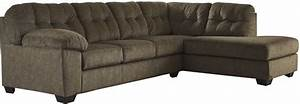 Accrington Earth RAF Sectional From Ashley Coleman Furniture