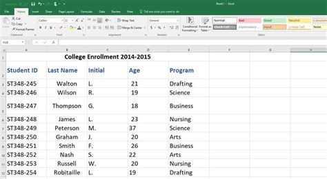 tool to generate class from database table c how to create an excel database