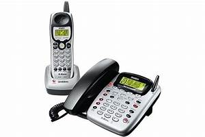 5 8ghz Extended Range Cordless Phone With Speakerphone