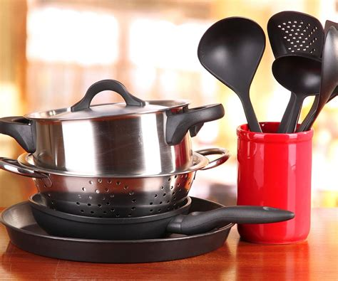 utensils cooking healthy utensil common metal most choice healthfulness metals