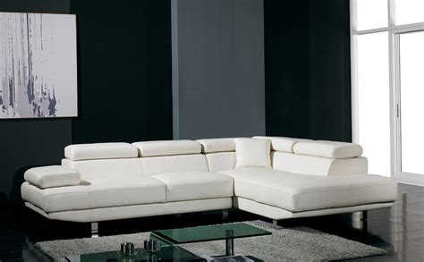 contemporary white leather sofa t60 ultra modern white leather sectional sofa modern