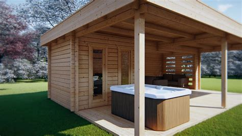 gartenhaus mit überdachter terrasse gartenhaus mit gro 223 er terrasse garden paradise a 10m2