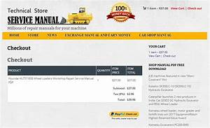 How To Order Manual - Service Manual