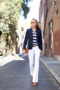 effortless elegant nautical outfits  copy  stylecaster