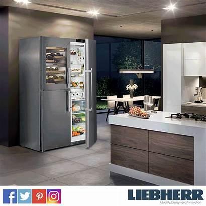 Liebherr Sbses Side Premiumplus Biofresh Nofrost Kitchen