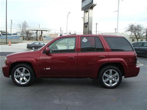 Sell Used 2009 Chevrolet Trailblazer Ss 2wd With 3ss