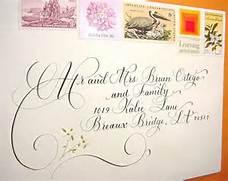Invitations Announcements Paper Ephemera Stationery Stickers Labels Calligraphy Wedding Invitation Custom Design Letterpress Flat Pr Calligraphy Wedding Invitation Only Via Etsy Calligraphy Wedding Invitation Lavender On Etsy