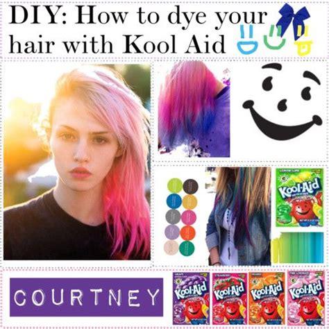 36 Best Diy Koolaid Hair Dye Images On Pinterest Hair