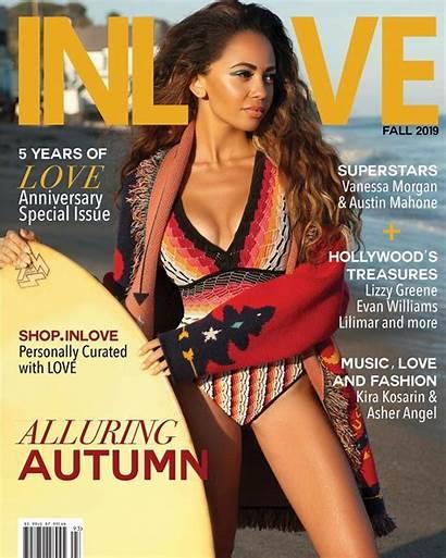 Vanessa Morgan Magazine Inlove Fall Hawtcelebs