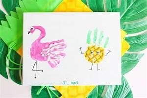 Malen Mit Kleinkindern Ideen : handabdruck bilder die man mit kleinkindern gern bastelt ~ Watch28wear.com Haus und Dekorationen