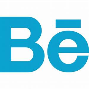 Behance, logo, portfolio, social, social network icon ...