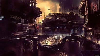 4k Future Science Fiction Wallpapers Futuristic Sci