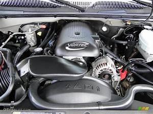 2004 Chevrolet Silverado 1500 Lt Extended Cab Engine