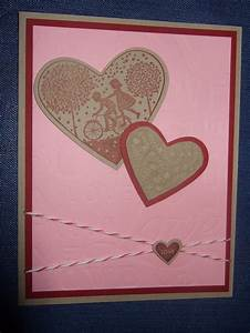 Stampin' Up! Valentines Class