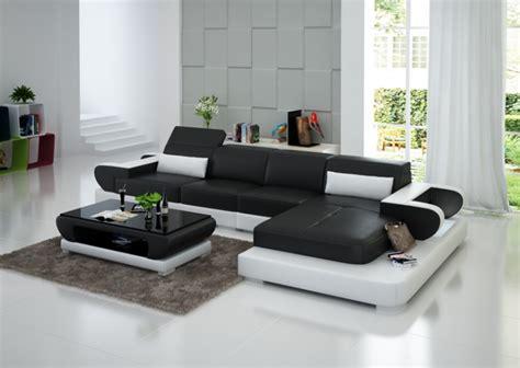 canapé d angle destockage canapé d 39 angle avec éclairage en cuir pas cher