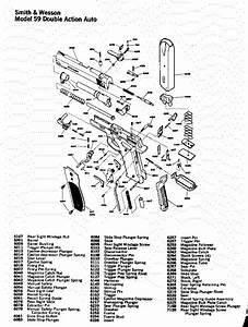 33 Mp Shield 9mm Parts Diagram