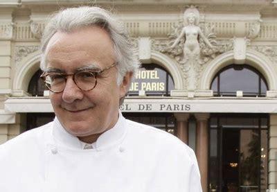 ecole cuisine alain ducasse 25 ans pour le louis xv à monaco la planète food s