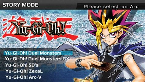 yu arc gi oh force tag special game card games