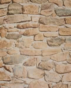 tapete badezimmer tapete steine steinoptik bruchsteine steintapete beige braun orange 05547 10 natursteine