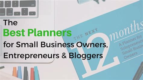 best for owners 2017 best planners for small business owners