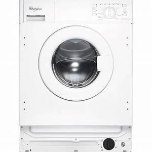 Whirlpool Awoa7123 Integrated Washing Machine