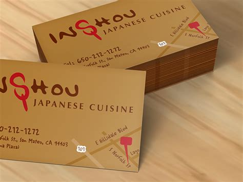 Inshou Japanese Cuisine On Behance Business Model Canvas New York Times Joint Venture Plans In Uganda Limitations Reddit My Cafeteria Plan Deutsch Vodafone