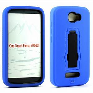 Wholesale Alcatel One Touch Fierce 2 7040 Armor Hybrid
