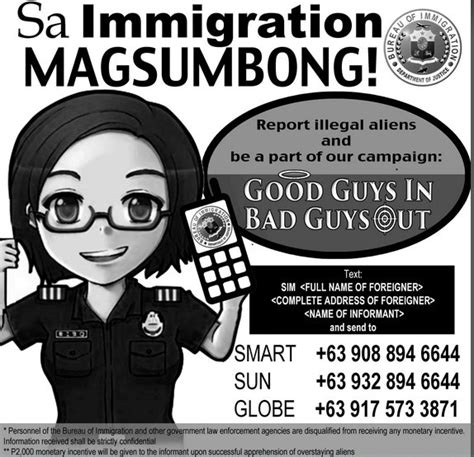 bureau immigration philippine bureau of immigration archives philippines plus