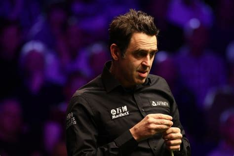 Ronnie O'Sullivan blames snooker referee as legend denies ...