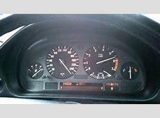 BMW 750i E38 0220 kmh 0135 mph acceleration & top