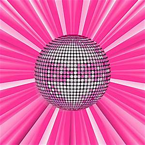 Pink Disco Ball Background Royalty Free Stock Photography ...