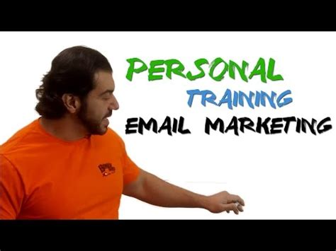 marketing certifications list personal trainer email marketing list building tycoon