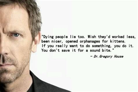 House Md Quotes Best Dr House Quotes Quotesgram