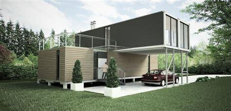 Container Als Haus by Das Container Haus Hat Sich Heute Als Innovative