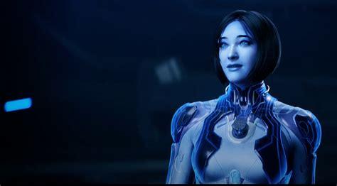 Halo 5 Guardians Cortana - YouTube